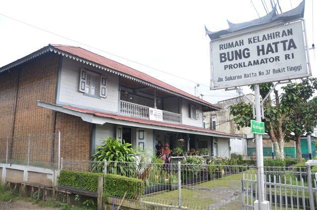 Tak Hanya Jam Gadang, 6 Tempat Ini Juga Eksis di Bukittinggi!