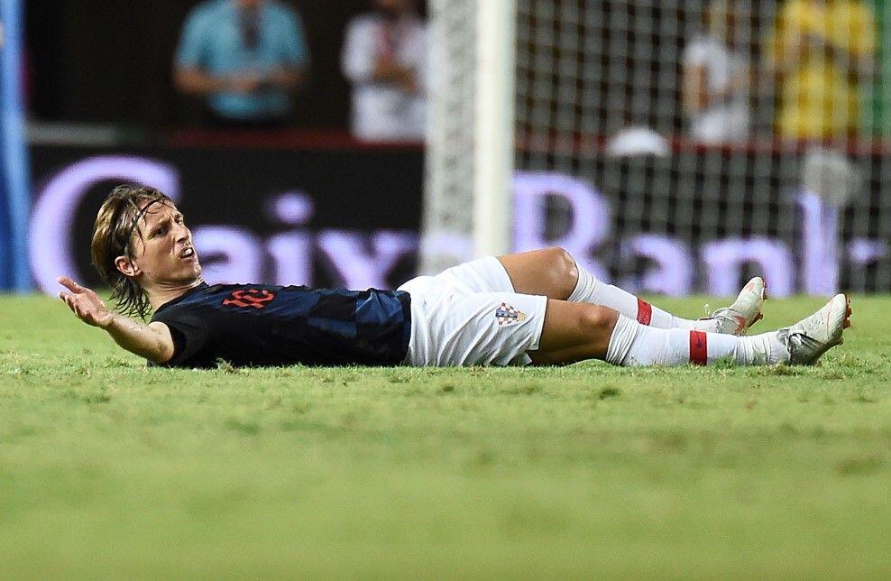 Ironis: Jadi Finalis Piala Dunia 2018, Kroasia Ditekuk Spanyol 0-6!
