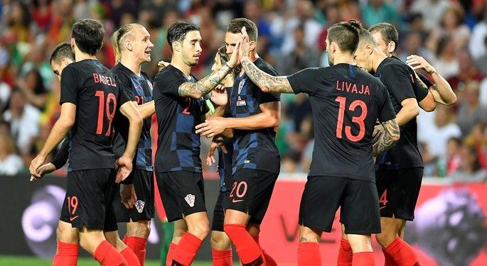 UEFA Nations League: Spanyol Vs Kroasia, Misi Wujudkan Ekspektasi