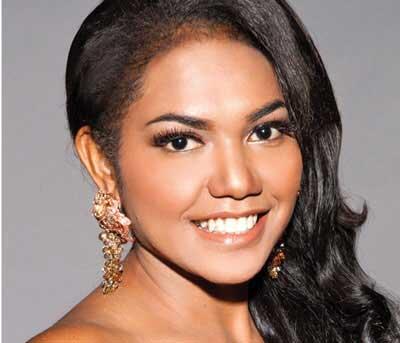 Kenalin Nih, Finalis Kontes Kecantikan Dunia asal Papua