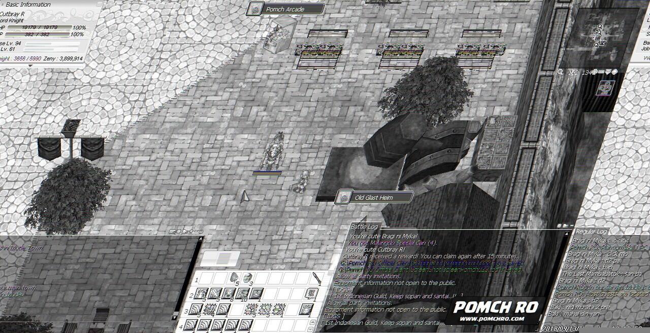 Pomch RO - REVO [Custom]