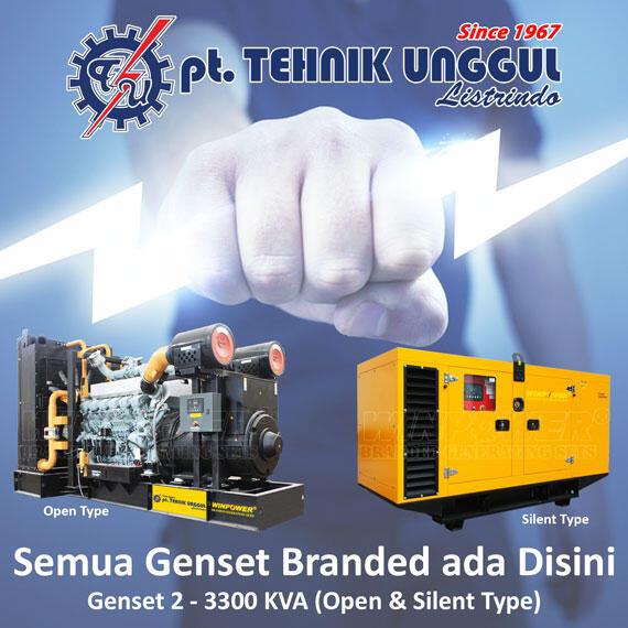 Lowongan Kerja / Loker Sales & Marketing Genset di Surabaya