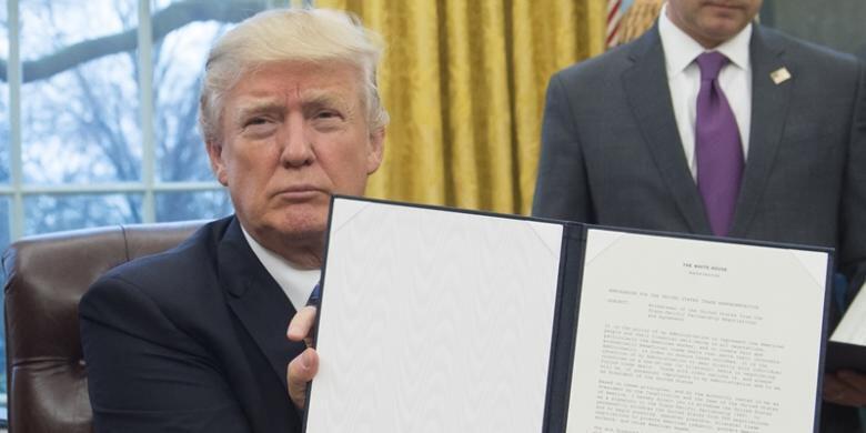 Jepang dan Vietnam Ajak AS Kembali Gabung ke TPP