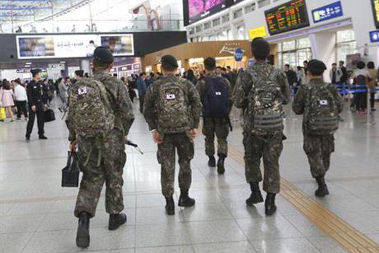 Hindari Wajib Militer, Mahasiswa Korsel Dituduh Naikkan Berat Badan