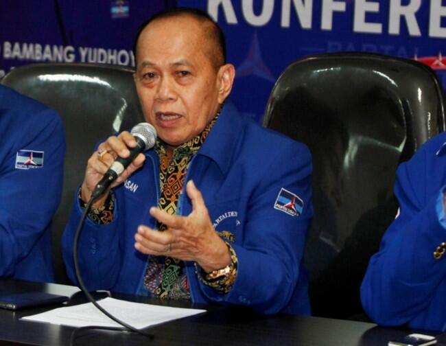 Demokrat Geram SBY Disebut Dalang Konspirasi Century