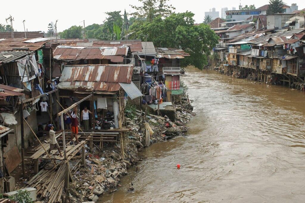 Kualitas Air Ciliwung Mencemaskan