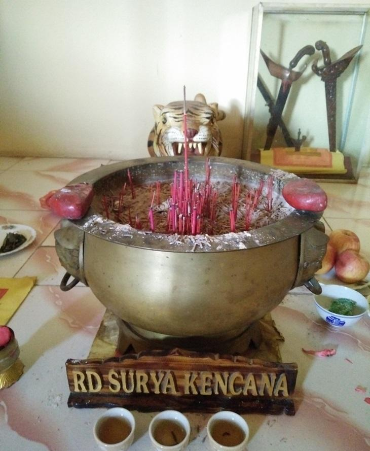 Ini Cara Kelenteng di Ciampea Hormati Karuhun Sunda