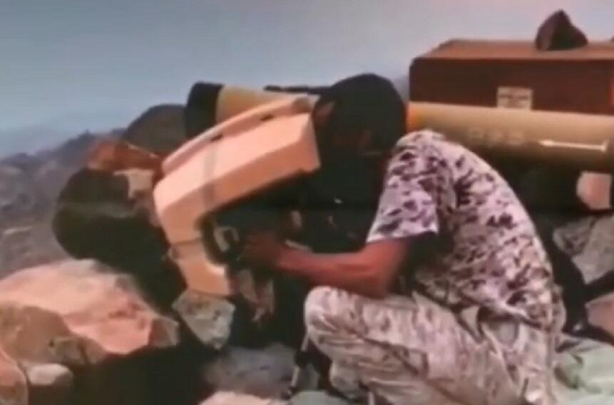 Saudi Gunakan Raybolt ATGM Dalam Perang Yaman