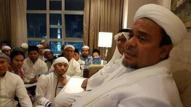 PA 212: Cukup Habib Rizieq Jadi Korban Diskriminasi Polisi