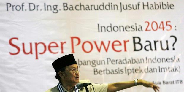 80% of Indonesian: we will be the next superpower, Indo will be world superpower
