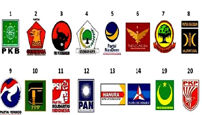 6 Partai Politik Ini Butuh Keajaiban Lolos Ambang Batas Parlemen