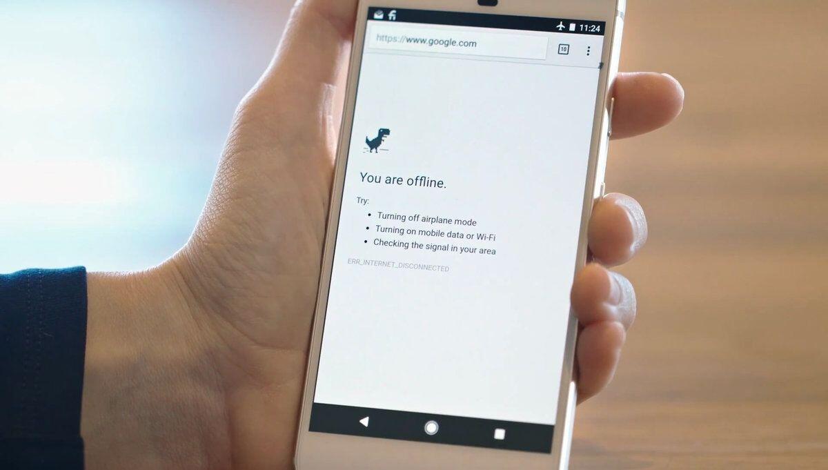 "Suka Main Dinosaurus ""Offline"" di Google?Ini 6 Fakta Mencengangkannya"