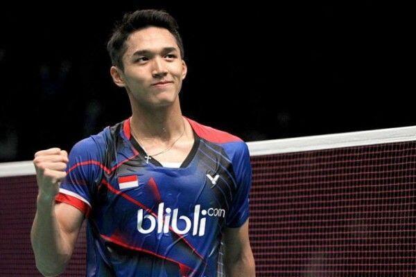 Japan Open: Balaskan Kekalahan Jojo, Ginting Melaju ke Perempat Final