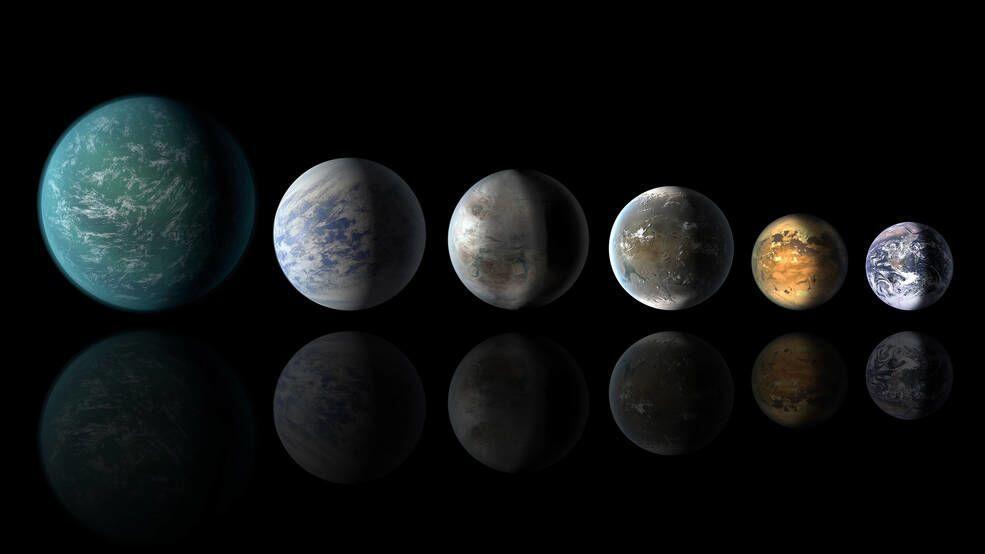 7 Eksoplanet Paling Mirip Bumi dan Berpotensi Ramah Terhadap Kehidupan