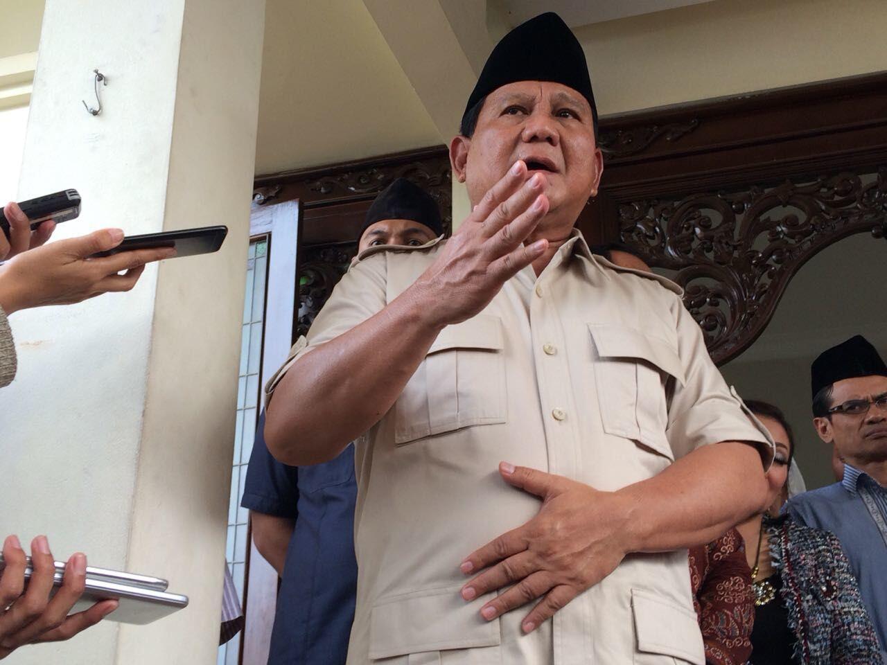 Koalisi Prabowo-Sandiaga Usulkan Debat Capres-Cawapres Diubah