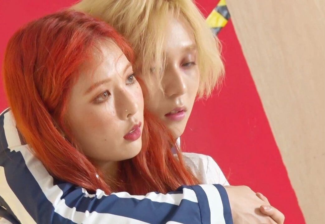 Dikeluarkan dari Cube, Ini 10 Potret Mesra Hyuna & E'dawn