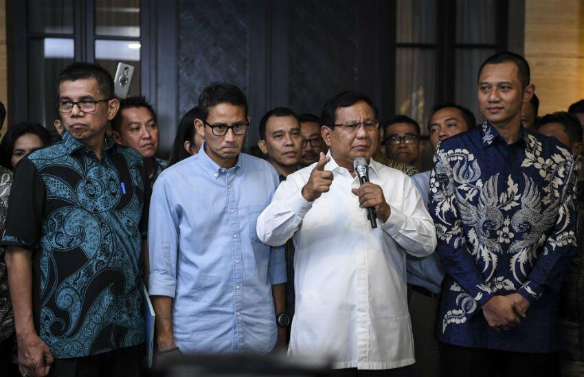 Begini Hubungan Prabowo-Kwik Kian Gie, Sudah Dekat Sejak Awal