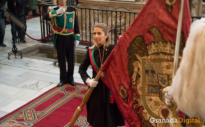 Perayaan Hari Pengambilan Granada tahun 2017, dalam gambar.