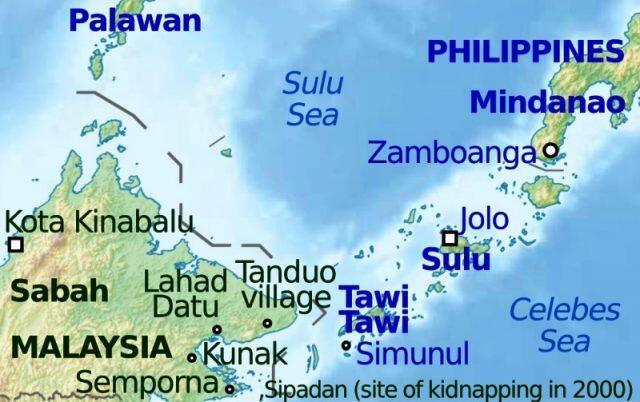 Diculik di Sabah, 2 Nelayan Indonesia Diduga Kini Disandera di Filipina Lagi