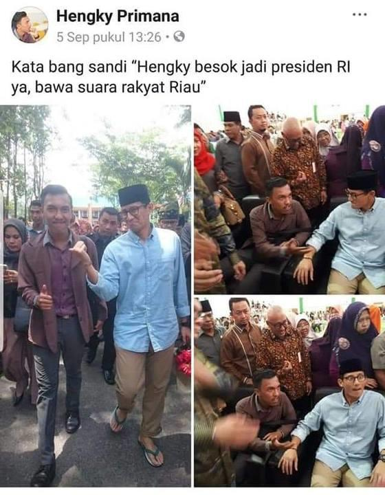 Setelah Aksi Bakar 'Jenazah' Jokowi, Presiden Mahasiswa UIR Dibully Habis-habisan