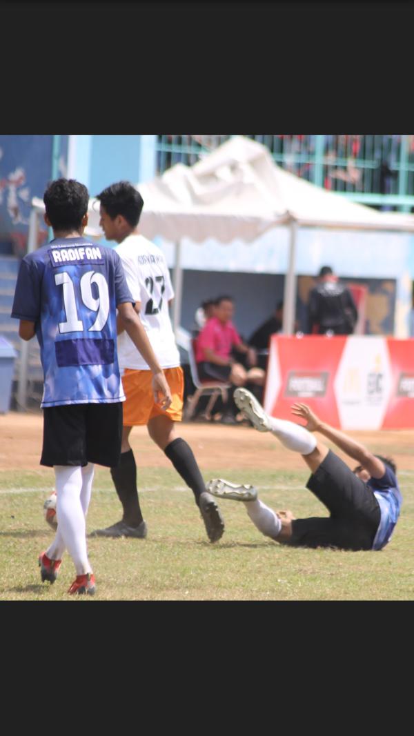 Perjuangan, Rasa Sakit Dan Sebuah Kemenangan LIMA Football 2018