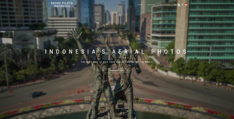 Kiat Menghasilkan Foto Keren Menggunakan Drone | #Aslinyalo