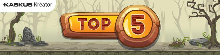 Top 5 Game Dengan Segala Ke Absurdt tan nya