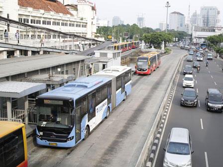 Asian Para Games, Transjakarta Siapkan Layanan Bus Gratis