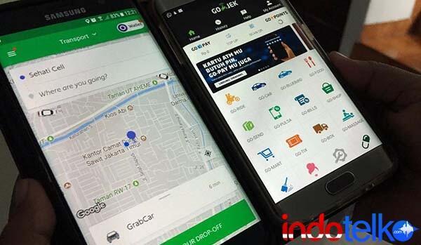 Indonesia (kembali) tak punya aturan taksi online