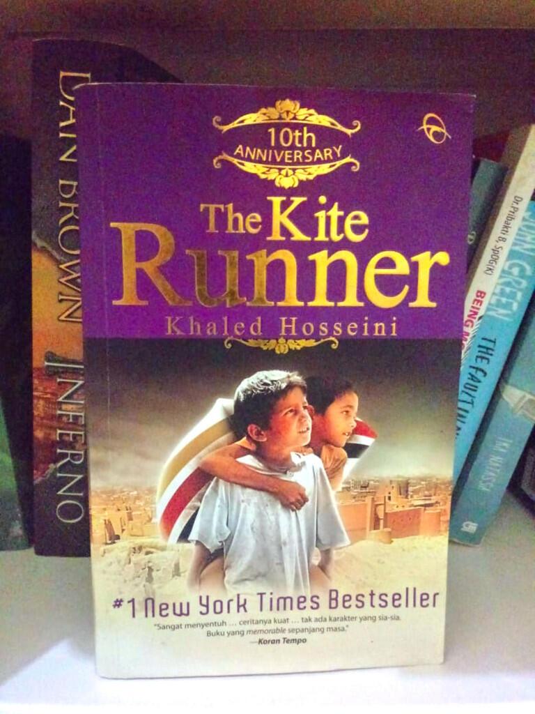 [COCBUKU] The Kite Runner - Khaled Hosseini #AslinyaLo