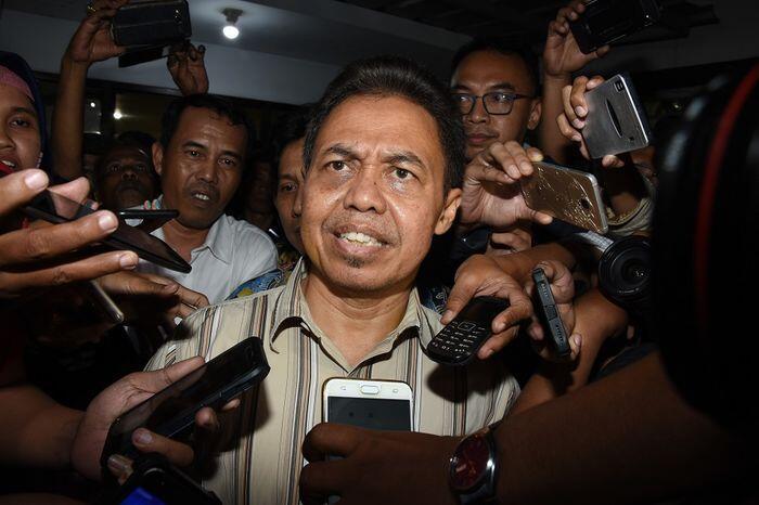 Penangguhan penahanan Nur Mahmudi Ismail
