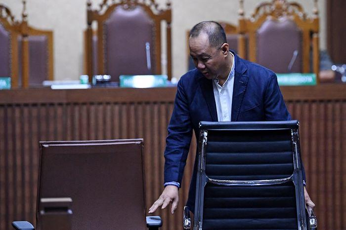 Pembelaan Syafruddin Temenggung dan tuduhan ke KPK