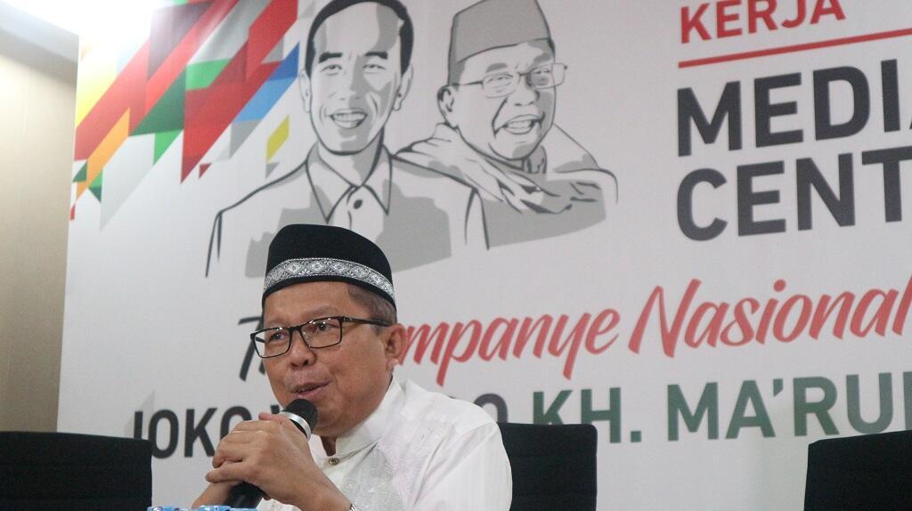 Struktur Kepengurusan 24 TKD Jokowi-Ma'ruf Telah Terbentuk