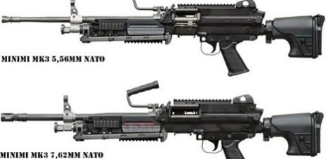FN Minimi Mk3, Senapan Mesin Ringan Baru Pilihan Korps Marinir TNI AL
