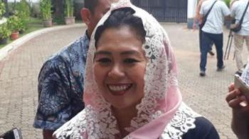 Yenny Wahid Secara Halus 'Tolak Pinangan' Prabowo-Sandi?