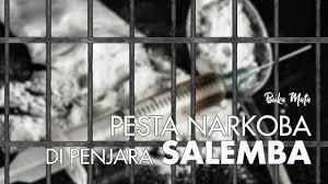 Pesta Narkoba Di Dalam Penjara