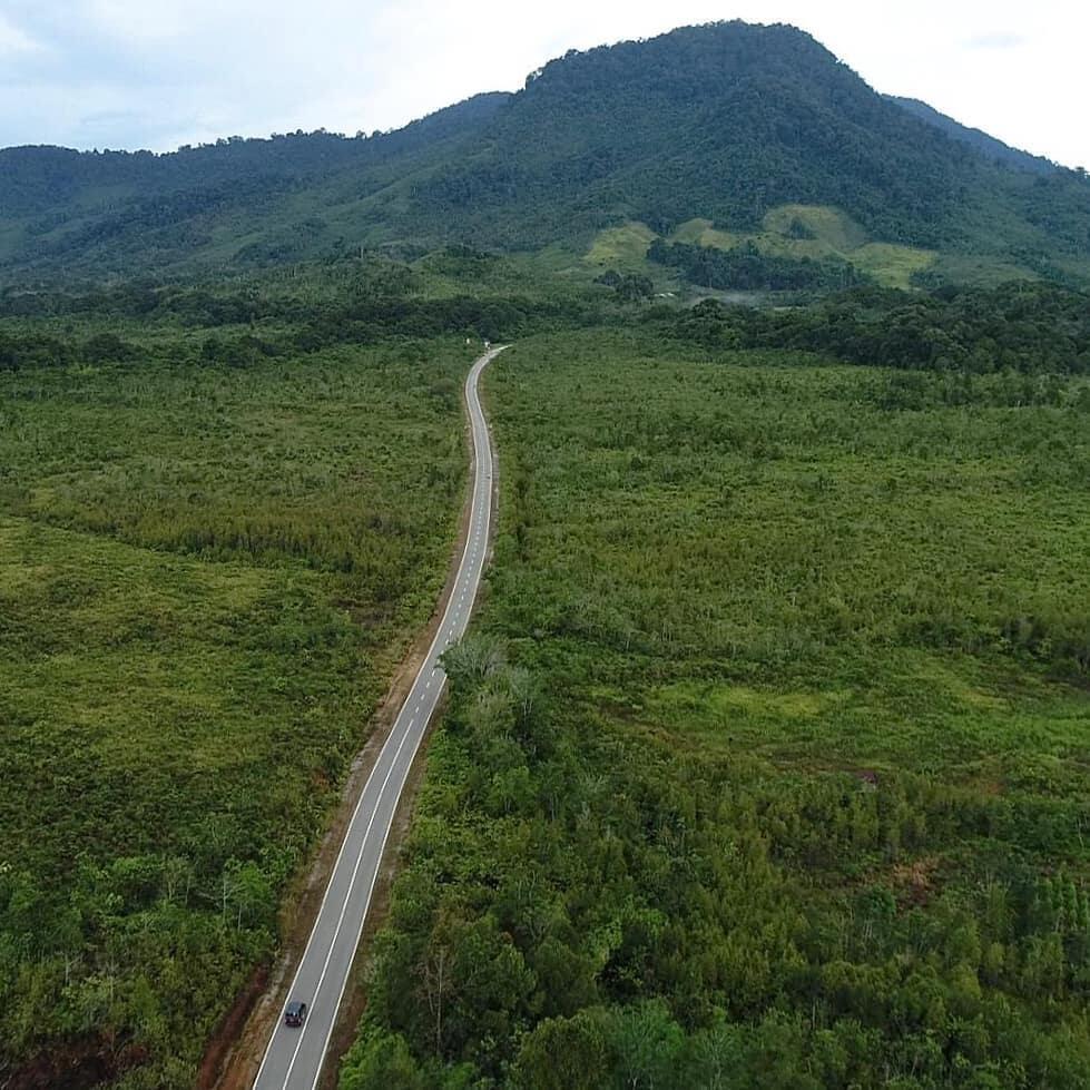 Jokowi: Impian Saya sejak Dulu, Warga di Kawasan Terisolir Merasakan Buah Pembangunan