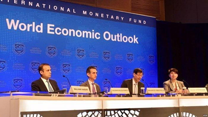 Di Tengah Gejolak Nilai Tukar Rupiah,Ekonomi Indonesia Masuk 10 Besar Dunia versi IMF