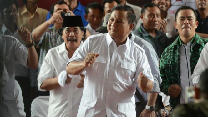 Pro Asing, Koalisi Prabowo-Sandiaga Usul Debat Capres Pakai Bahasa Inggris