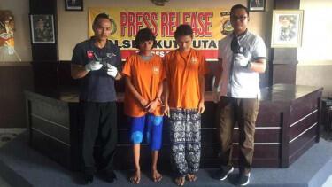 Bayaran Kurang, Dua Waria di Bali Keroyok Bule Asal Swiss