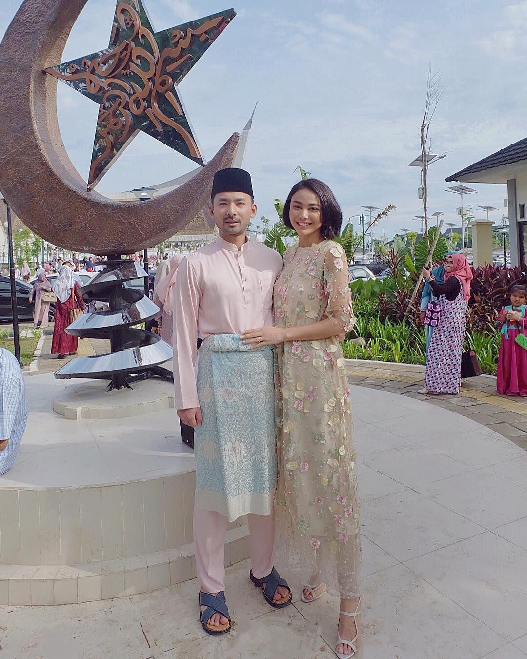 10 Potret Whulandary dan Suami yang Makin Mesra Pasca Menikah
