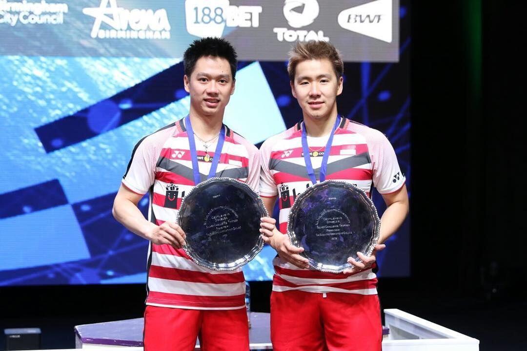 Yes! The Minions Melaju ke Semifinal Japan Open 2018