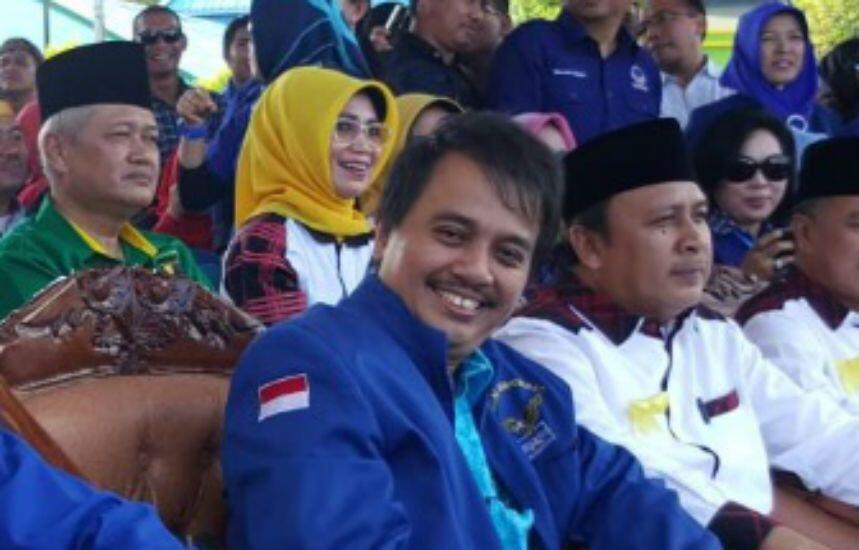 Polemik Kemenpora Terus Berlanjut, Roy Suryo Pamit dari Demokrat