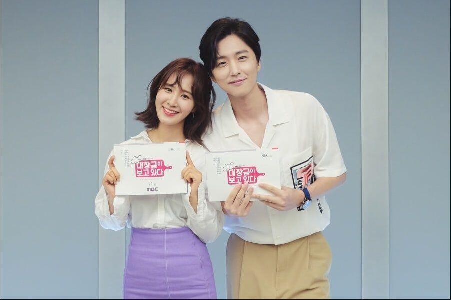 """Dibintangi Yuri SNSD, Intip 6 Fakta KDrama """"Dae Jang Geum Is Watching"""""""