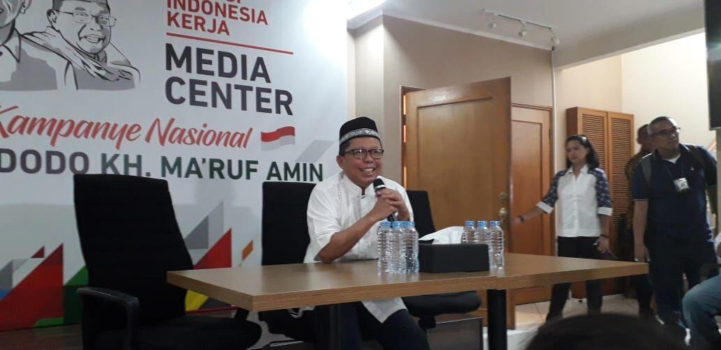 Kubu Jokowi Angkat Bicara Soal Usulan Debat Pakai Bahasa Inggris
