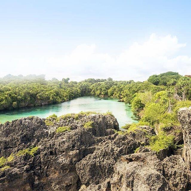 6 Potret Pesona Telaga Nirwana, Surga Tersembunyi di Pulau Rote