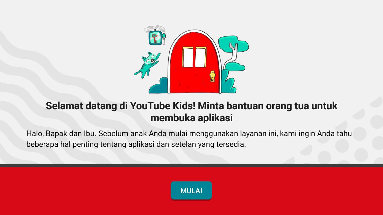 [COC] Resmi! Tampilan Youtube Kids, Platform Youtube Ramah untuk Anak! #AslinyaLo