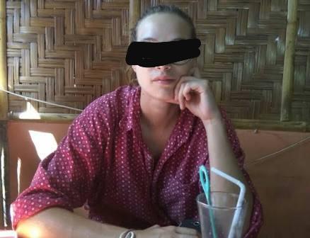 Tidur Telanjang di Kamar Villa, Bule Cantik Digarap Pemilik Hingga Lemas