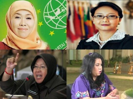 Wanita Indonesia Lebih Suka Disebut Ibu daripada Emak-Emak