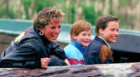 Baru Tahu, Ternyata Putri Diana Dulu Hobi ke McD